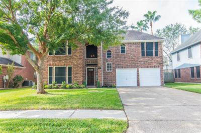 Pearland Single Family Home For Sale: 1108 Gulfton Drive
