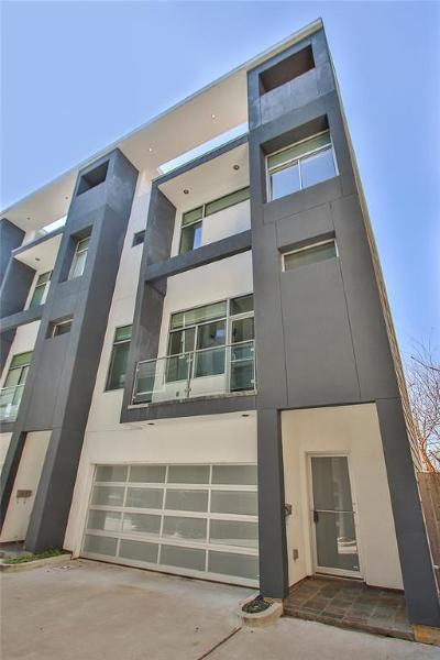 Houston Condo/Townhouse For Sale: 5228 Maxie Street #C