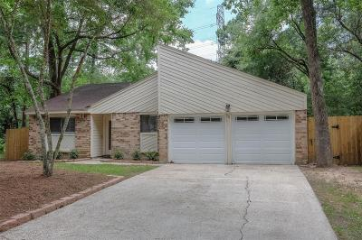 The Woodlands Single Family Home For Sale: 26 Tulip Hill Court