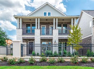 Cypress Single Family Home For Sale: 18203 Lake Eagle Drive
