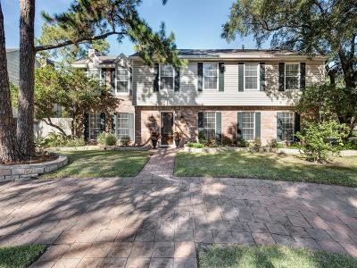 Houston Single Family Home For Sale: 14802 Chadbourne Drive
