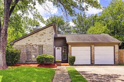 Houston Single Family Home For Sale: 16207 Royal Mile Lane