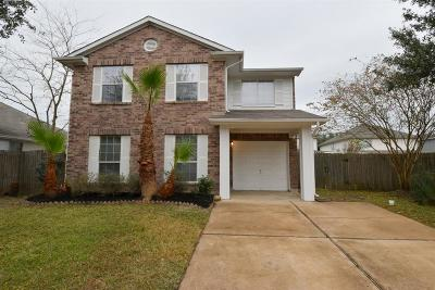 Tomball Single Family Home For Sale: 11714 Cotton Brook Court