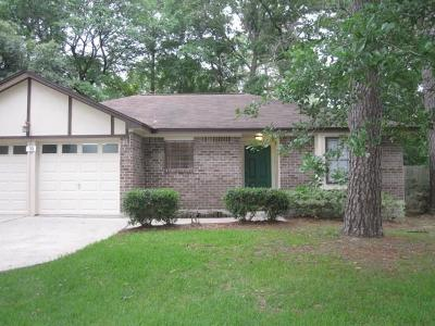 The Woodlands Single Family Home For Sale: 90 Summer Crest Circle