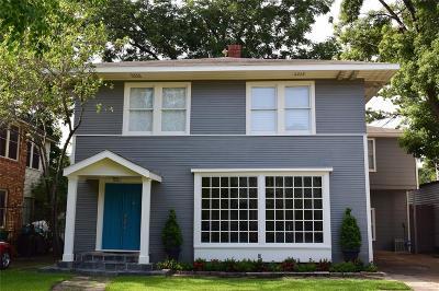 Houston Single Family Home For Sale: 1528 Harold Street