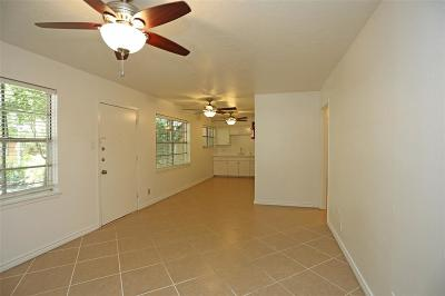 Houston TX Rental For Rent: $995