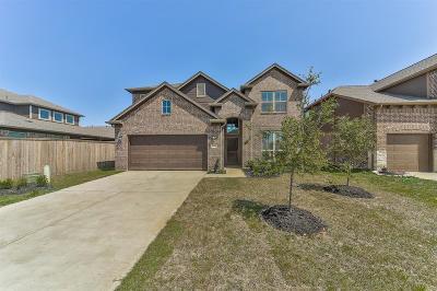 Cypress Single Family Home For Sale: 14818 Poplar Lake Trail