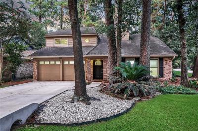 The Woodlands Single Family Home For Sale: 207 S Deerfoot Circle