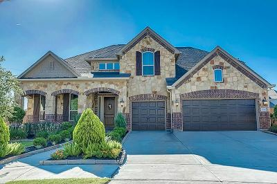 Richmond Single Family Home For Sale: 17203 Milrig Court