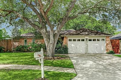 Friendswood Single Family Home For Sale: 16506 Tibet Road