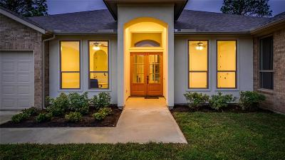 Montgomery Single Family Home For Sale: 61 South Wind Dr