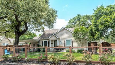 Houston Single Family Home For Sale: 405 Joyce Street