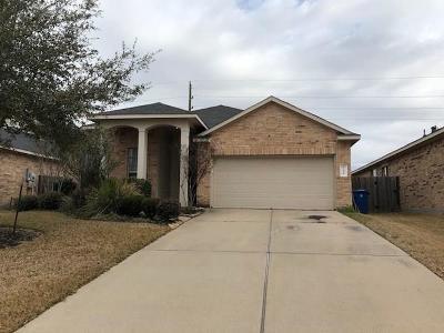 Rosenberg Single Family Home For Sale: 7535 Summerdale Drive