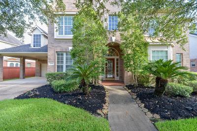 Houston TX Single Family Home For Sale: $499,900