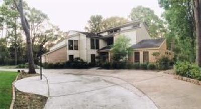 Houston Single Family Home For Sale: 335 Chapel Belle Lane