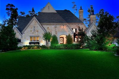 Conroe, Magnolia, Montgomery, The Woodlands, Willis Single Family Home For Sale: 10 N Player Manor Circle