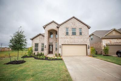 Rosharon Single Family Home For Sale: 5110 Victory Shores Lane