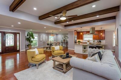 Timbergrove Manor Single Family Home For Sale: 6402 Lindyann Lane
