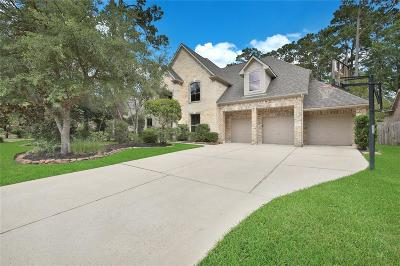 The Woodlands Single Family Home For Sale: 87 S Bantam Woods Circle