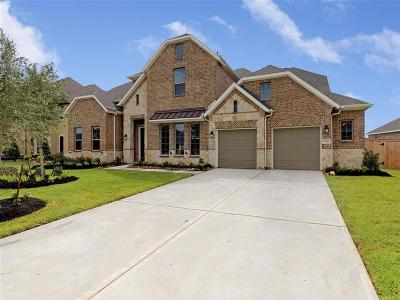 Tomball Single Family Home For Sale: 18518 Spellman Ridge