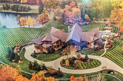 Richfield OH Farm & Ranch For Sale: $8,000,000