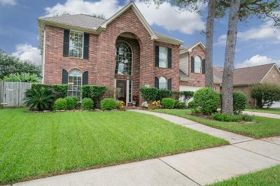 Pearland Single Family Home For Sale: 2517 Piney Woods Drive