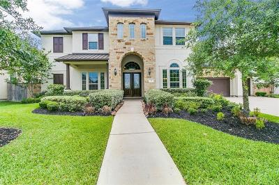Fort Bend County Single Family Home For Sale: 18 Napoli Way Drive