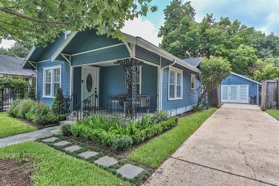 Houston Single Family Home For Sale: 4302 Julian Street