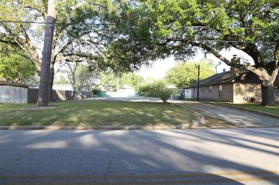 Katy Residential Lots & Land For Sale: 1404 Avenue A