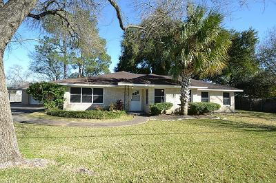 Katy Single Family Home For Sale: 1314 Avenue A