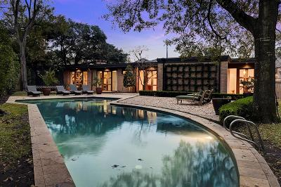 Houston Single Family Home For Sale: 5956 Bayou Glen Road