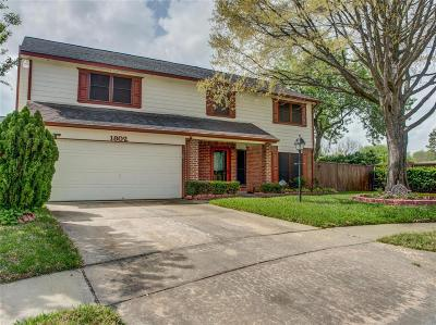 Fort Bend County Single Family Home For Sale: 1802 Shadow Wind Drive