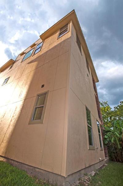 Single Family Home For Sale: 1604 Sabine Street