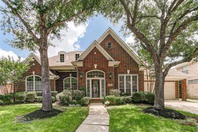 Katy Single Family Home For Sale: 2219 Merrill Hills Circle