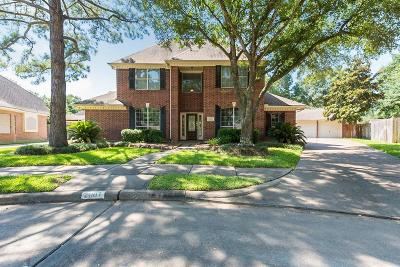 Katy TX Single Family Home For Sale: $349,000