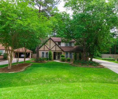 The Woodlands Single Family Home For Sale: 22 Postvine Court