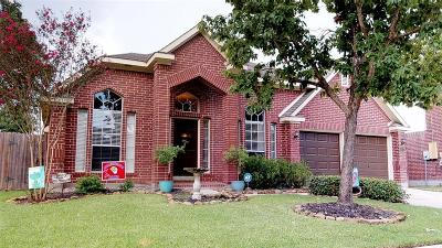 Humble Single Family Home For Sale: 19123 Dee Woods Drive