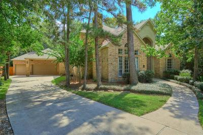The Woodlands Single Family Home For Sale: 2 E Wedgemere Circle