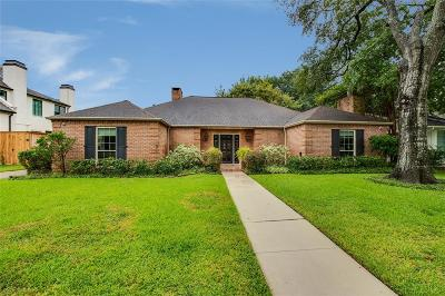 Houston Single Family Home For Sale: 6127 Valley Forge Drive