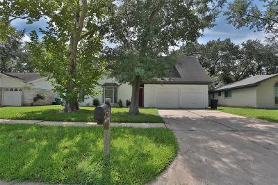 Houston Single Family Home For Sale: 11915 Troulon Drive