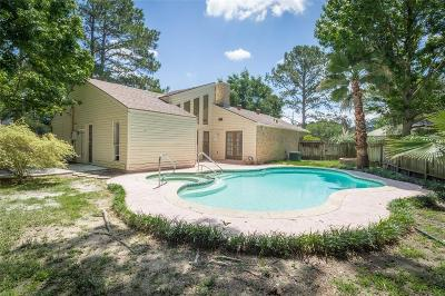 Single Family Home For Sale: 12045 Champion Forest Drive