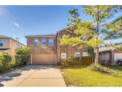 Rosenberg Single Family Home For Sale: 614 Hawthorne Pasture Road