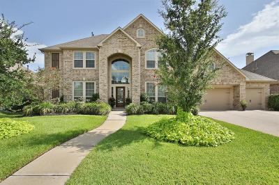 Cypress TX Single Family Home For Sale: $515,000
