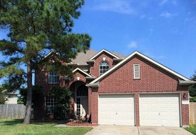 Katy TX Single Family Home For Sale: $207,797