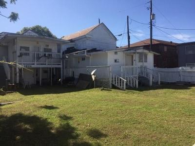 Galveston Single Family Home For Sale: 1313 28th Street