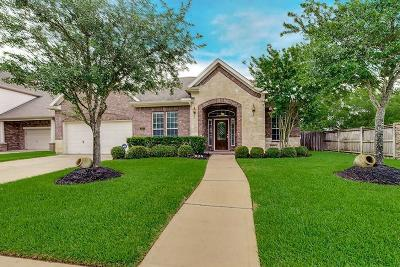 Fort Bend County Single Family Home For Sale: 3827 Evans Grove Lane
