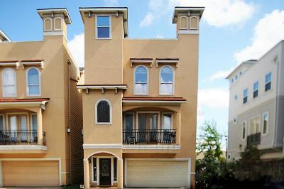 Houston Single Family Home For Sale: 2411 Chenevert Street