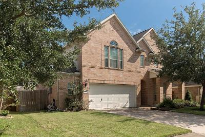 Pearland Single Family Home For Sale: 2009 Rolling Fog Drive