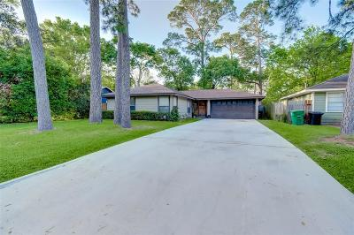 Single Family Home For Sale: 1216 Chantilly Lane