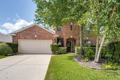 Conroe Single Family Home For Sale: 10 N Merryweather Circle Circle